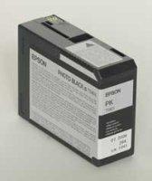 Epson Tintenpatrone T5801 (80 ml) - Photo Black