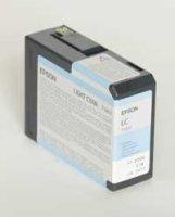 Epson Tintenpatrone T5805 (80 ml) - Light Cyan