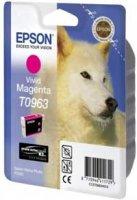 Epson Tintenpatrone T0963 - Vivid Magenta