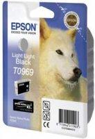 Epson Tintenpatrone T0969 - Light Light Black