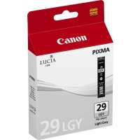 Canon PGI-29LGY Lucia Pigment Ink Light Grey 36 ml