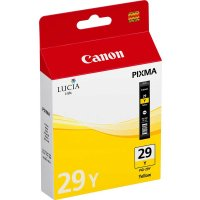 Canon PGI-29Y Lucia Pigment Ink Yellow 36 ml