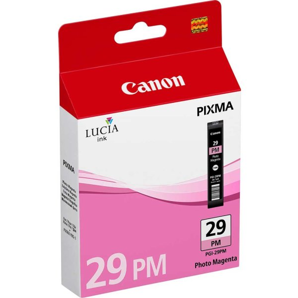 Canon PGI-29PM Lucia Pigment Ink Photo Magenta 36 ml