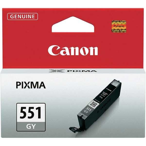 Canon Tintenpatrone CLI-551GY - Grau 7ml
