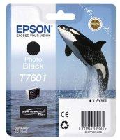 Epson Tintenpatrone T7601 25,9 ml - photo black...