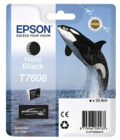 Epson Tintenpatrone T7608 25,9 ml - matte black...