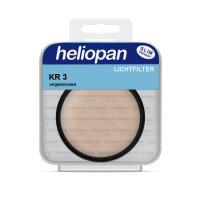 Heliopan Filter 3030 | KR 3 (81B)