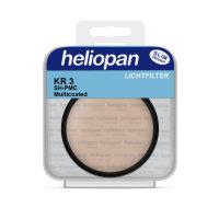 Heliopan Filter 3530 | KR3 (81B) SH-PMC