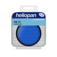 Heliopan Filter 4150   KB15 (80A)
