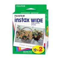 Fuji Instax WIDE Film, Doppelpack 20 Aufnahmen,...