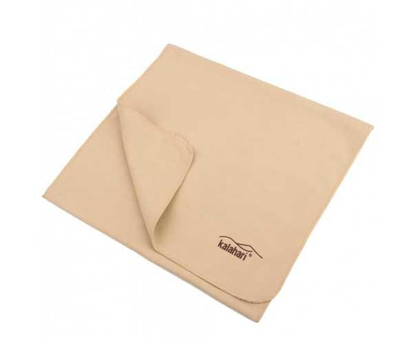 Kalahari Magic Pocket Microfasertuch + Schutztasche 26x24 cm