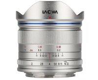 LAOWA Objektiv 7,5 mm, f/2,0 für MFT, silber