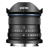 LAOWA Objektiv 9 mm, f/2,8 Zero-D für MFT