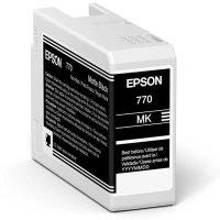 Epson Tintenpatrone T46S8 | matt schwarz 25 ml Tinte...