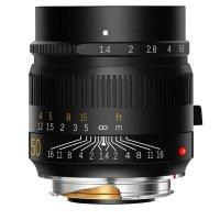 TTArtisan M 50 mm f/1,4 ASPH | Objektiv für Leica M...