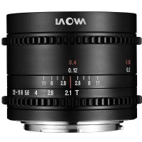 LAOWA Objektiv 7,5mm T2.1 Cine für MFT