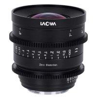 LAOWA Objektiv 15 mm T2.1 Zero-D Cine für Sony E  ...