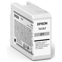 Epson Tintenpatrone T47A7 | grau 50 ml für Epson...
