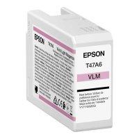 Epson Tintenpatrone T47A6 | 50 ml vivid light magenta...
