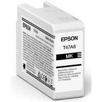 Epson Tintenpatrone T47A8 | matte black 50 ml für...