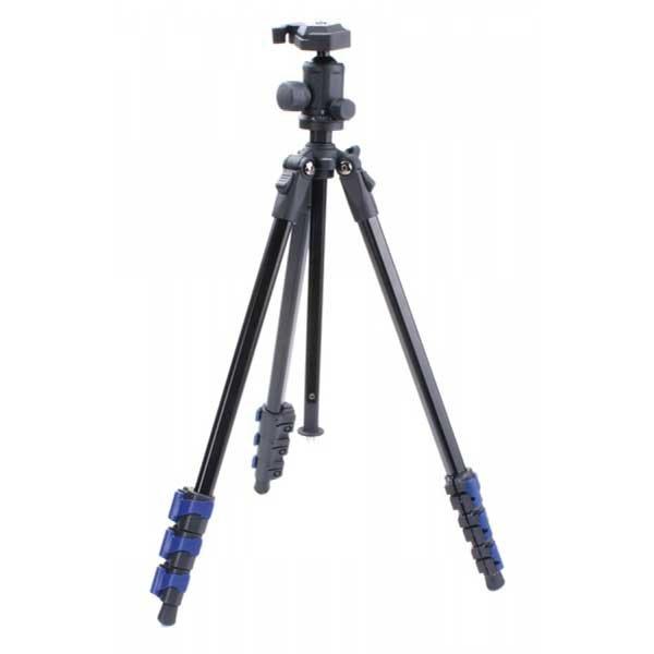 Kamerastativ Aluminium TP-1200 inkl. Kugelkopf max. 3kg