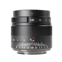 7Artisans Objektiv 35 mm f/0,95 für MFT