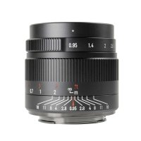 7Artisans Objektiv 35 mm f/0,95 für Canon EF-M