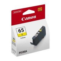 Canon Tintenptrone CLI-65 Y gelb | für Canon PIXMA...