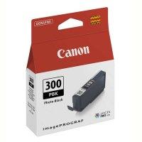 Canon Tinte PFI-300PBK | photo schwarz 14 ml | für...