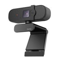 Hama C-400 1080p PC Webcam, schwarz