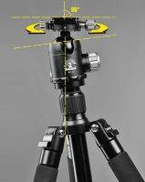 Tiltall Dual-Panoramakopf BP-40 Sockel-ø 54 mm,...