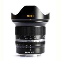 NiSi® | Objektiv 15 mm / F4 für Sony E |...
