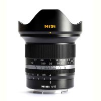 NiSi® | Objektiv 15 mm / F4 für Nikon Z |...