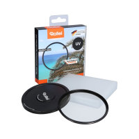Rollei Extremium UV Filter, Titanium Ø 55 x 0,75 mm