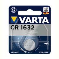 Lithium Batterie Varta CR 1632 | 3 Volt Primär...