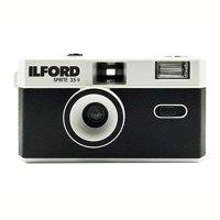 Ilford Sprite 35-II   Analoge Kamera black / silver
