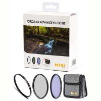 NiSi® Circular Advance Filter Kit 72 mm HUC UV, HUC...