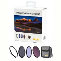 NiSi® Circular Professional Kit Ø 77 mm HUC UV, ND1000,...