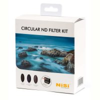 NiSi® Circular ND Filter Kit | HUC ND8, ND64+CPL, ND1000...