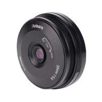 7Artisans Pancake 35 mm f/5,6 für Sony E (Vollformat)