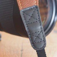 Eddycam Elchgurt Leder Tragegurt # 6013 Edition 60 mm...