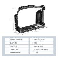 SmallRig 2808 Cage für Fujifilm X-T4