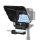"SmallRig 3374 DSLR Teleprompter TP10 für Smartphones und Tablets unter 11"""