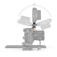 SmallRig 2904 Swivel&Tilt Monitor- Halterung mit zwei...