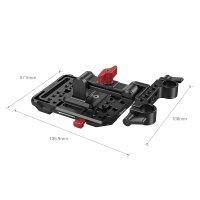SmallRig 2991 V-Mount-Akku-Adapterplatte mit...