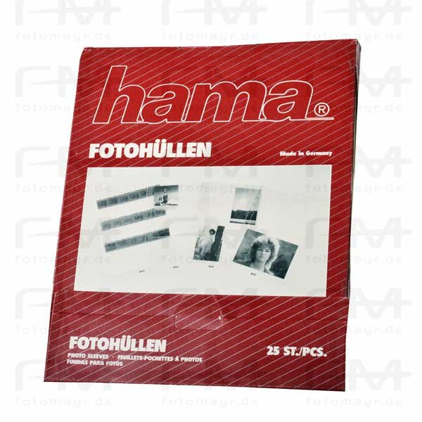 Hama Fotohuellen   69F   25 Stück