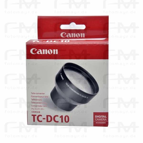 Canon TC-DC10 Telekonverter für Powershot S60/S70/S80