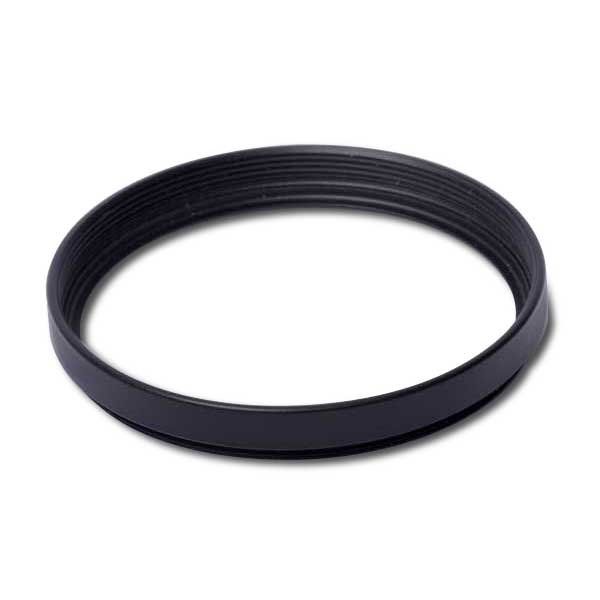 Distanzring / Leerfassung 67 x 0,75 mm Höhe ca. 5,5 mm schwarz aus Messing