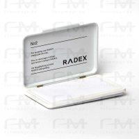 RADEX Stempelkissen Nr. 2, ungetränkt Grösse:...