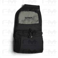 Kaiser Bodybag, silber kleiner Fotorucksack